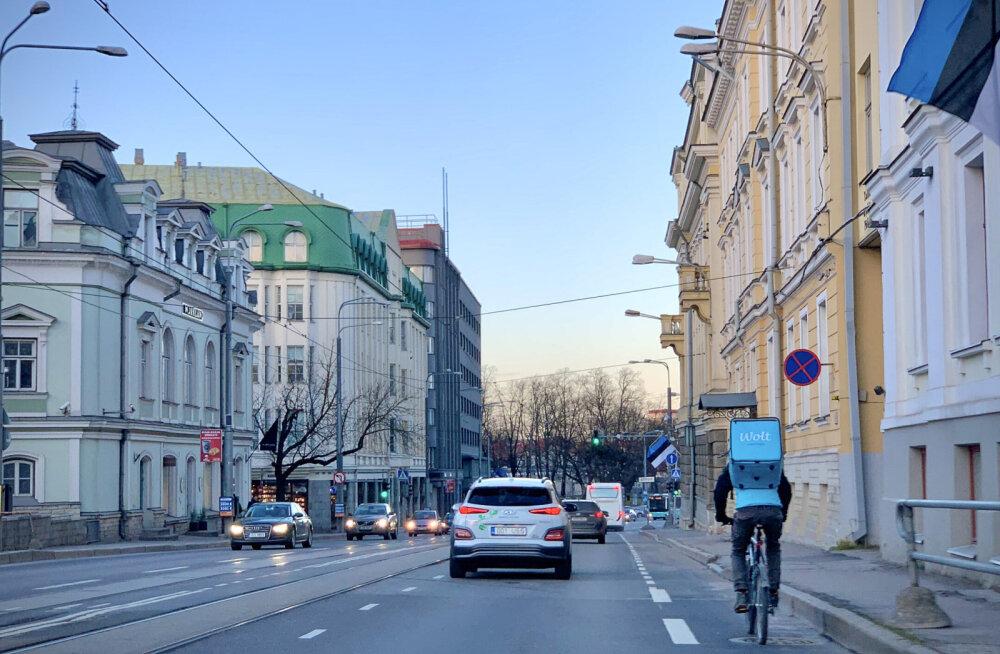 Ettevaatust: need on suviti viis Tallinna kõige avariialtimat kohta