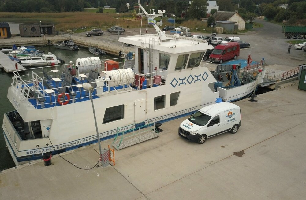 Prangli reisiparvlaev Wrangö on hädaks kaelas endale ja neile, kes temaga sõita tahavad: tänavu on ära jäänud 88 reisi. Saarerahvas ei mõista, kuidas ministeeriumis aru ei saada, et see alus lihtsalt ei sobi sellele liinile.