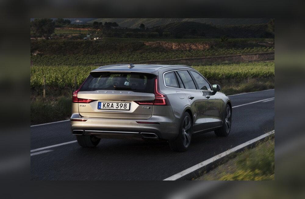 WHATCAR? TESTIB | V60 ühendab uute ja vanemate Volvode parimad omadused