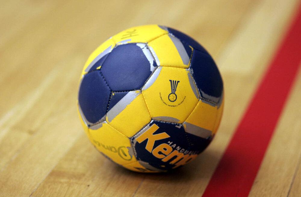 Eesti U-17 käsipallikoondis pääses Euroopa lahtistel meistrivõistlustel alagrupist edasi