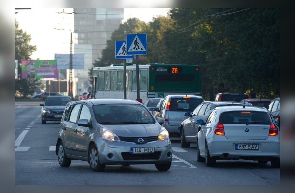 Lugeja: olematu ühistransport Tiskres ja Kakumäel