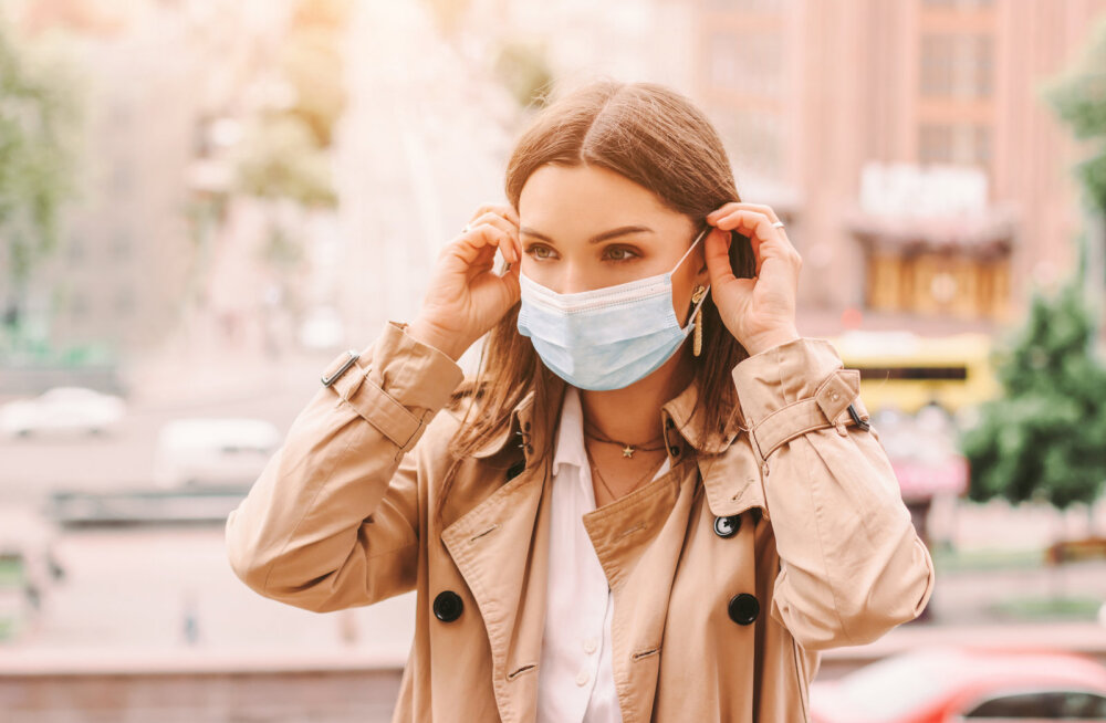 Naisteka lugeja hoiatab: maski kandes võid kaotada midagi väärtuslikku