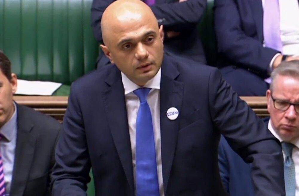 Briti siseminister: Venemaa peab novitšokimürgistuse kohta selgitusi andma
