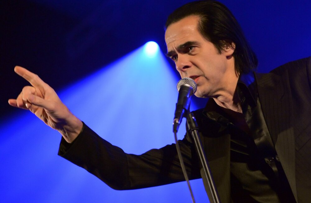 Melomaan, rõõmusta! Järgmisel suvel toimuva Positivuse peaesinejaks on Nick Cave & The Bad Seeds