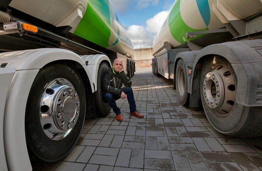 ASi Trektal juht Herkko Krinpus leiab, et maanteemaks on oma olemuselt õigustatud, aga veofirmade topeltmaksustamist peab ta ülekohtuseks.