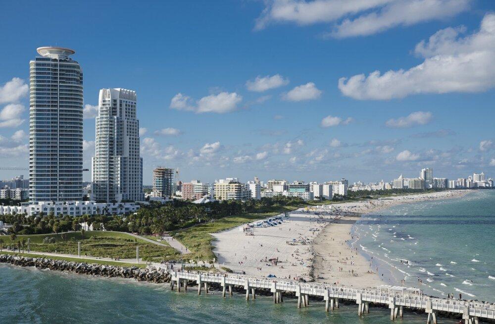 Suurepärane pakkumine! Lenda Miamisse (Fort Lauderdale) hinnaga alates 376 eurost