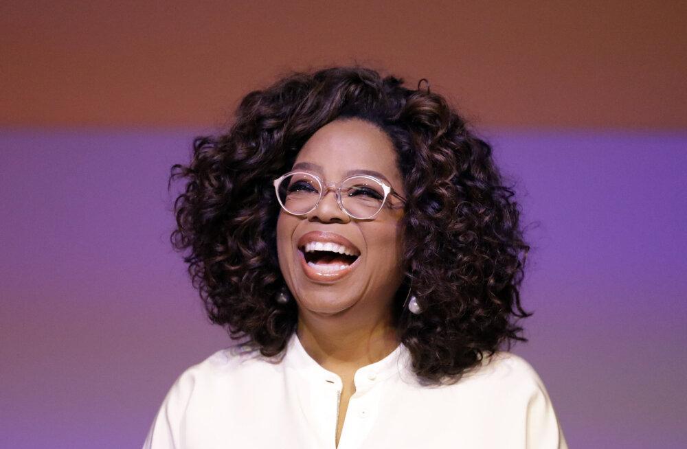 Oprah Winfrey teeb puust ja punaseks: see on üks otsus, mis eristab inimesi, kes saavutavad midagi, inimestest, kes ainult unistavad