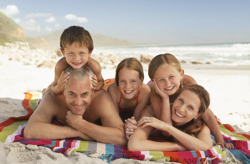 Planeerid perepuhkust? Enne kui reisi kavandama hakkad, küsi endalt need olulised küsimused!