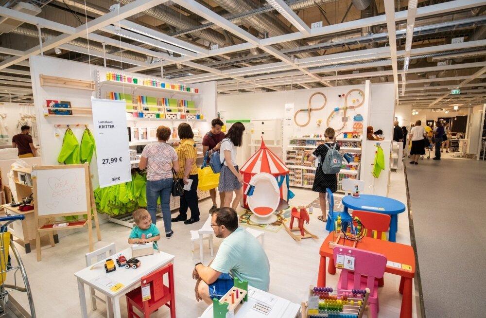 Культовую продукцию IKEA по-прежнему дешевле заказать у посредников