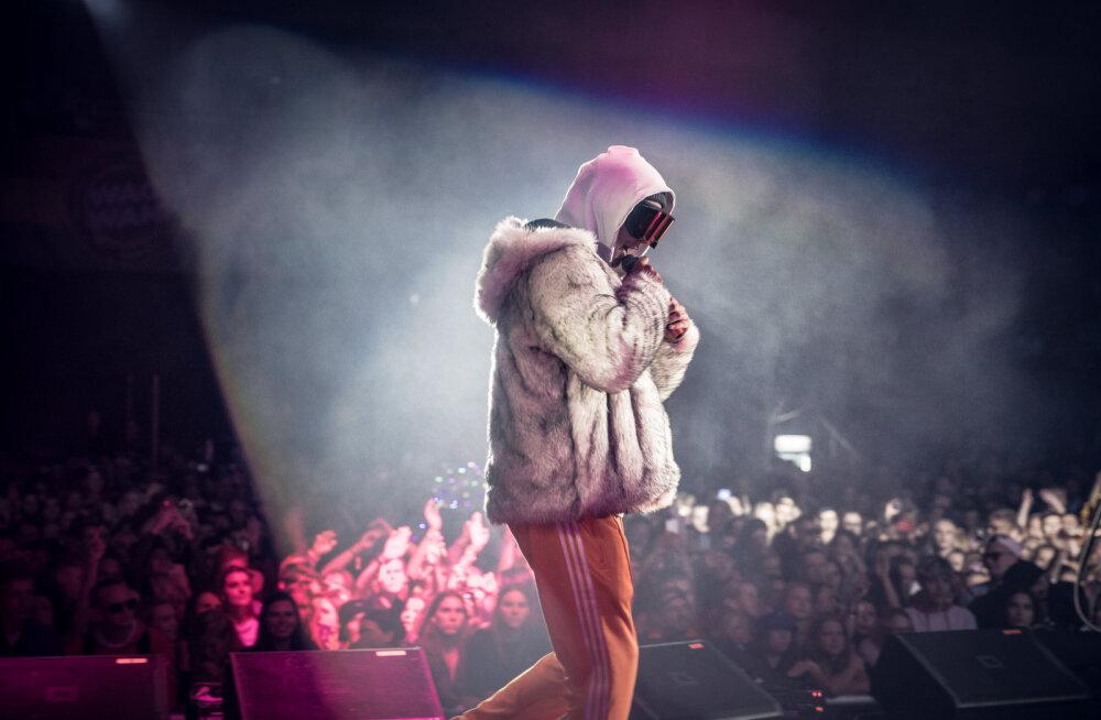 NOËP ja nublu esinevad novembri lõpus Tartus suure kontsertshow'ga