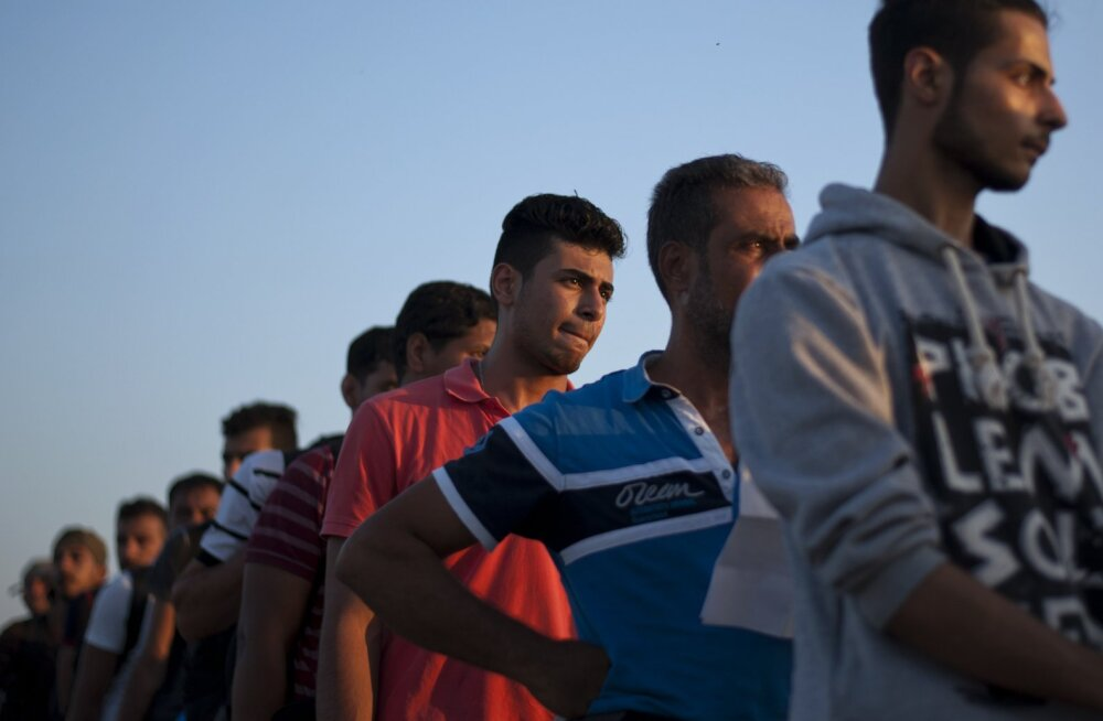 Eurosarjades osalevad jalgpalliklubid annetavad osa piletitulust pagulastele