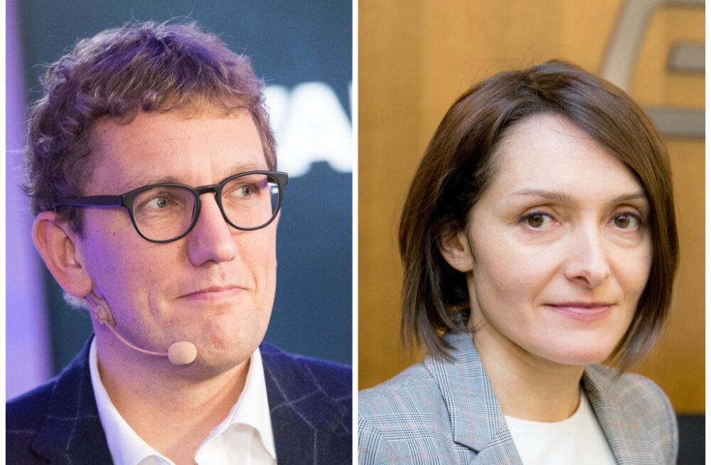 Kristen Michal: kas ETV+ juhil on tõesti mugavam ja kasulikum olla Vene kodanik?
