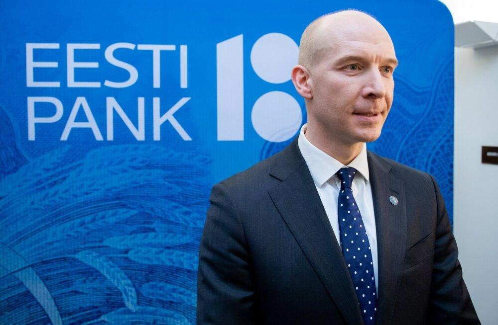 Eesti Pank minister Helmele: märkasime muutusi Danske Banki maksetes ja küsisime nende andmete õigsuse kohta