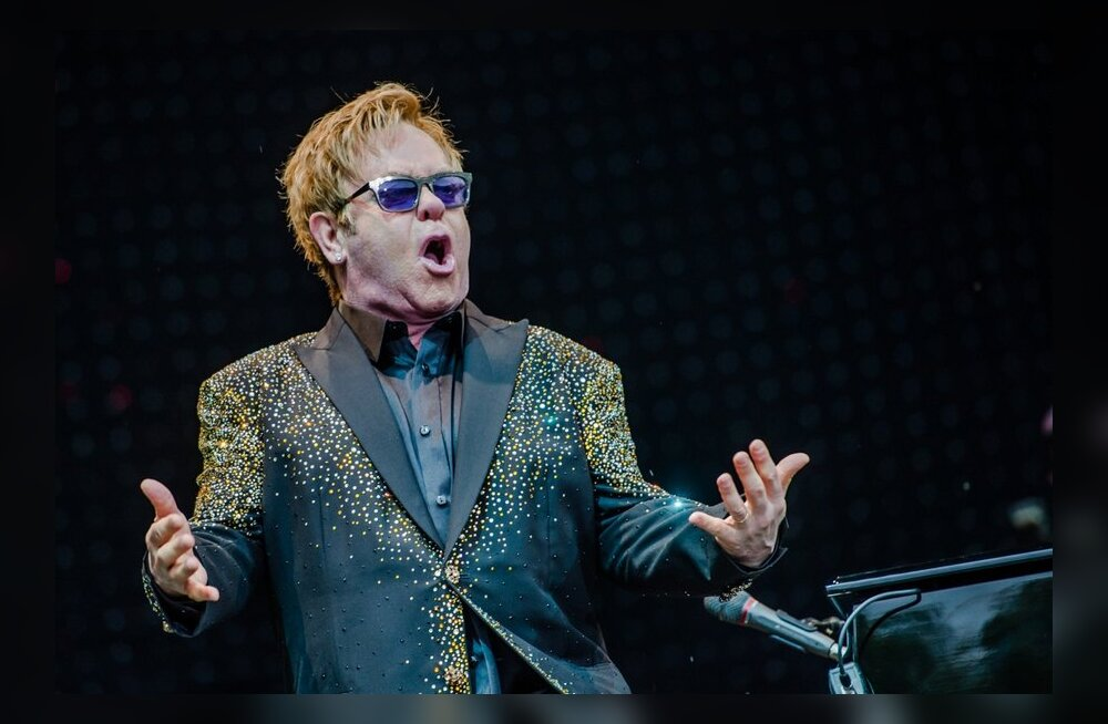Elton John & Band, Tallinn Star Weekend