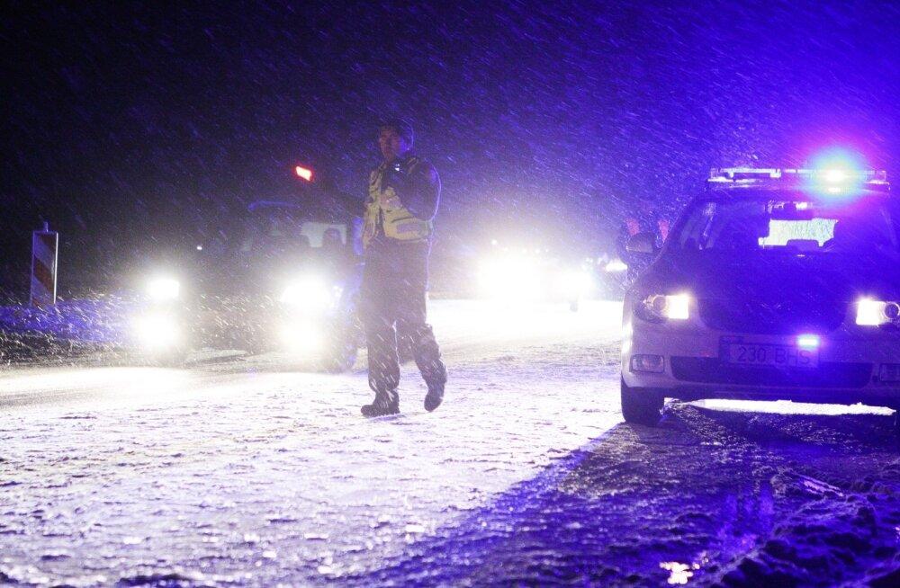 Tartumaal teelt välja sõitnud veoauto juht suri
