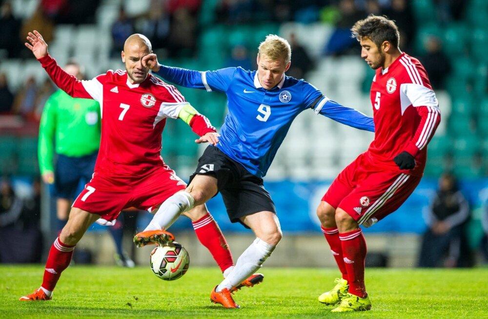 Eesti vs Gruusia