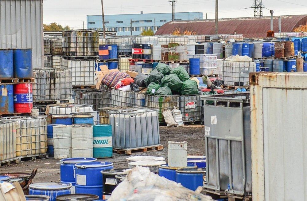 Paljasaare jäätmejaam