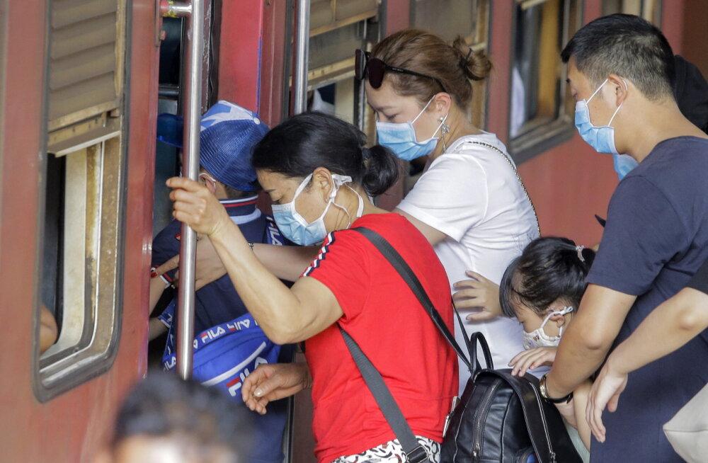 Teadlased: koroonaviiruse haiguspuhang võib olla oluliselt hullem kui praegu tundub