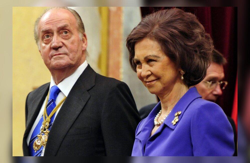 Hispaania kuningas annab haruldase teleusutluse