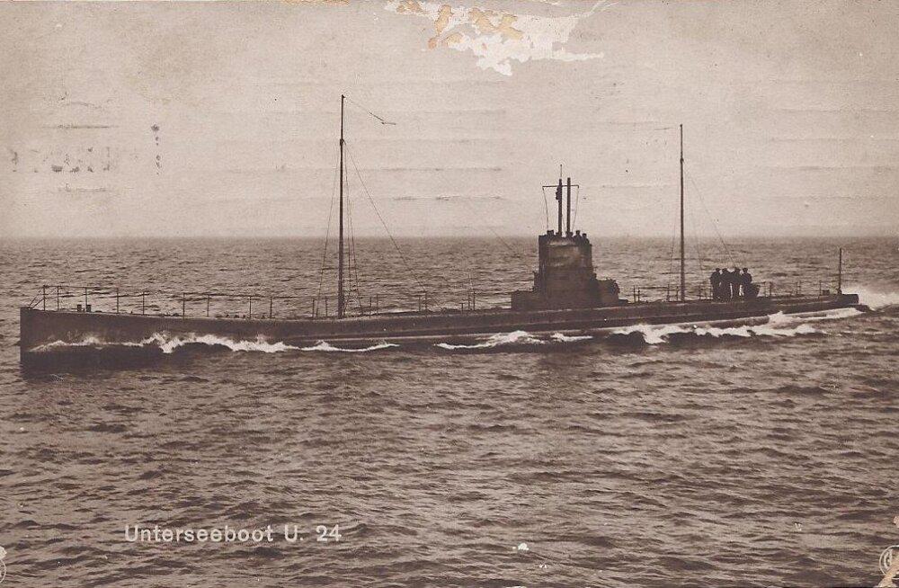 KATKEND RAAMATUST | Esimese maailmasõja edukaima saksa allveelaeva U-26 vägitükid ja hukk Läänemerel