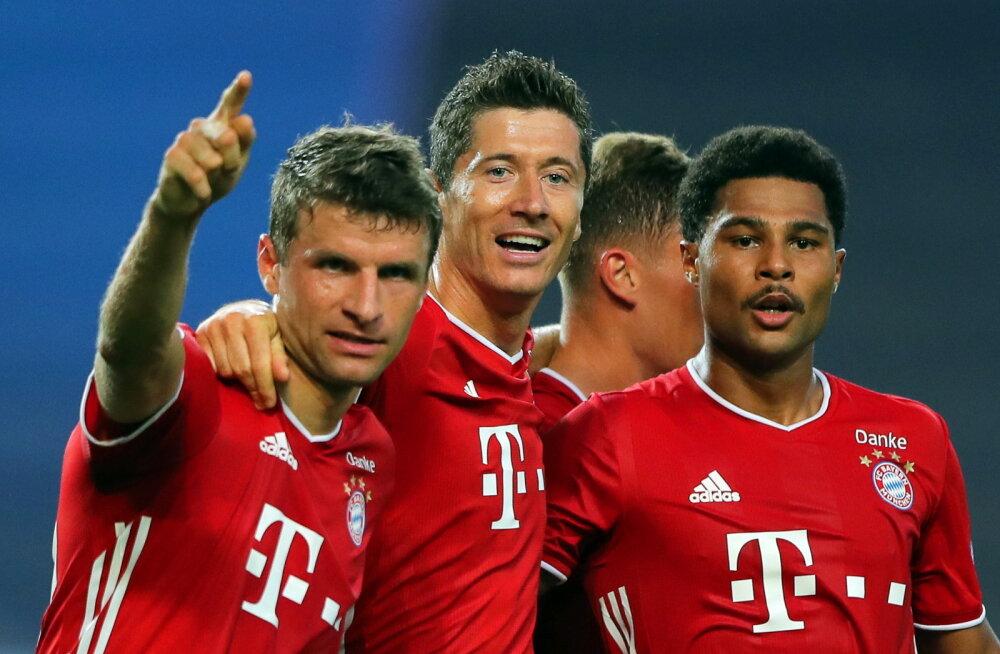 Bayerni ja Sevilla vahelisele Euroopa superkarikamängule pääseb 20 000 pealtvaatajat