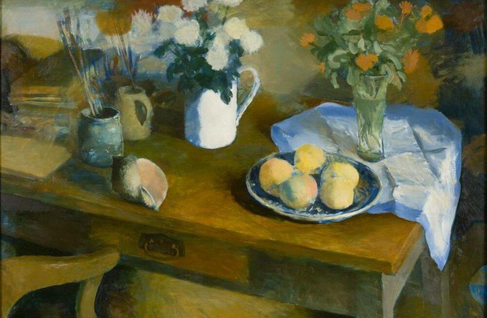 Музей Адамсона-Эрика отмечает 90-летие со дня рождения Олева Субби выставкой и специальными программами