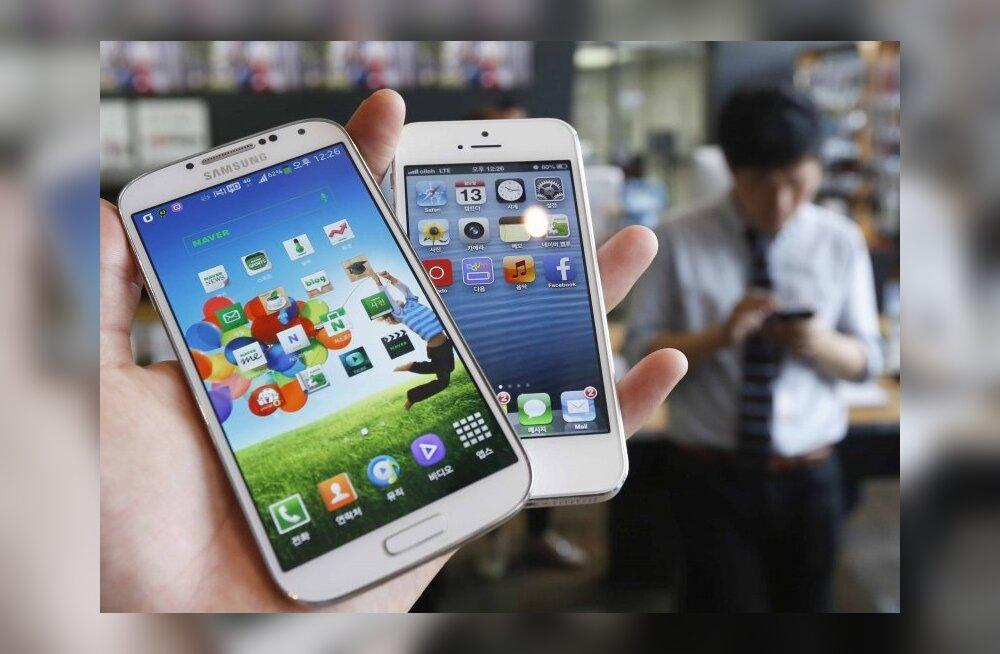 Parimad 4G nutitelefonid, mis hetkel saadaval