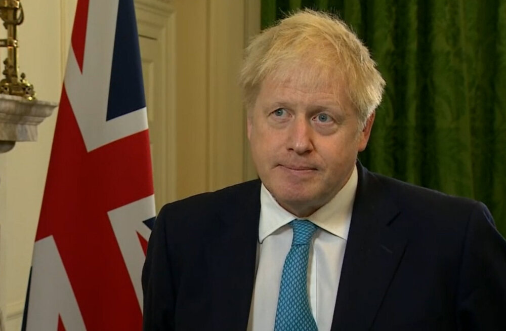 Boris Johnson: Suurbritannia peab valmistuma EL-iga kaubanduskokkuleppeta jäämiseks