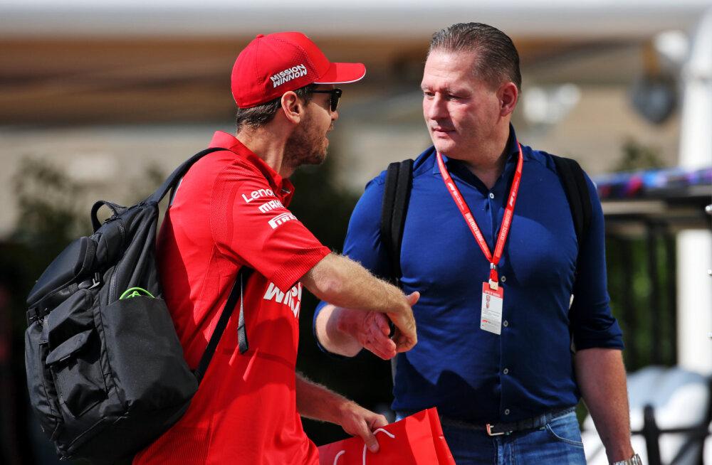 Jos Verstappen: Ferrari kütusekoguse erinevus ei olnud eksitus