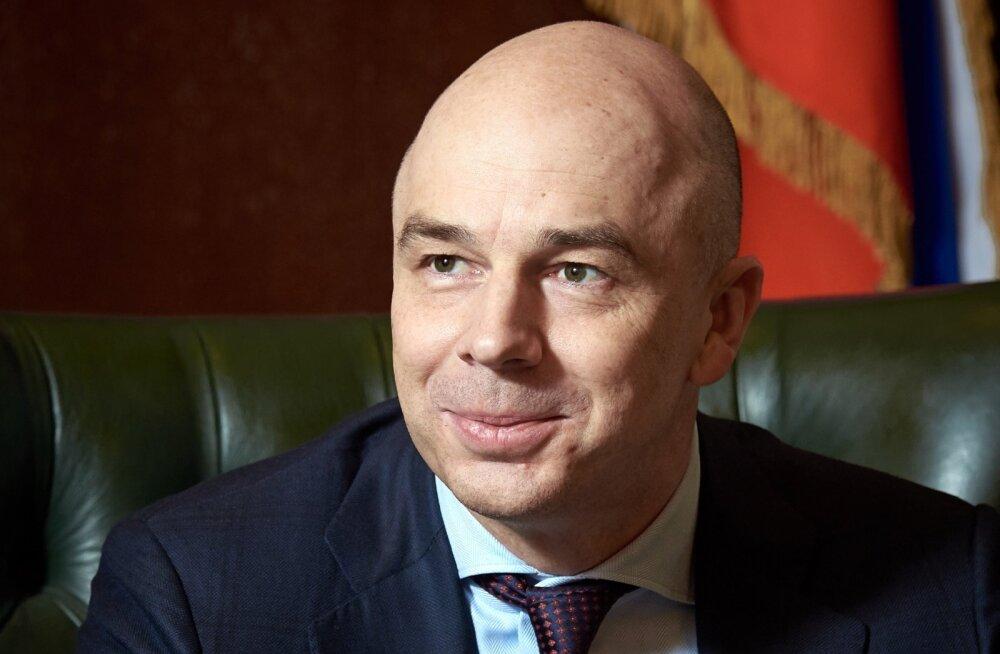 Venemaa rahandusminister: rahanappus aitab leida huvitavaid variante
