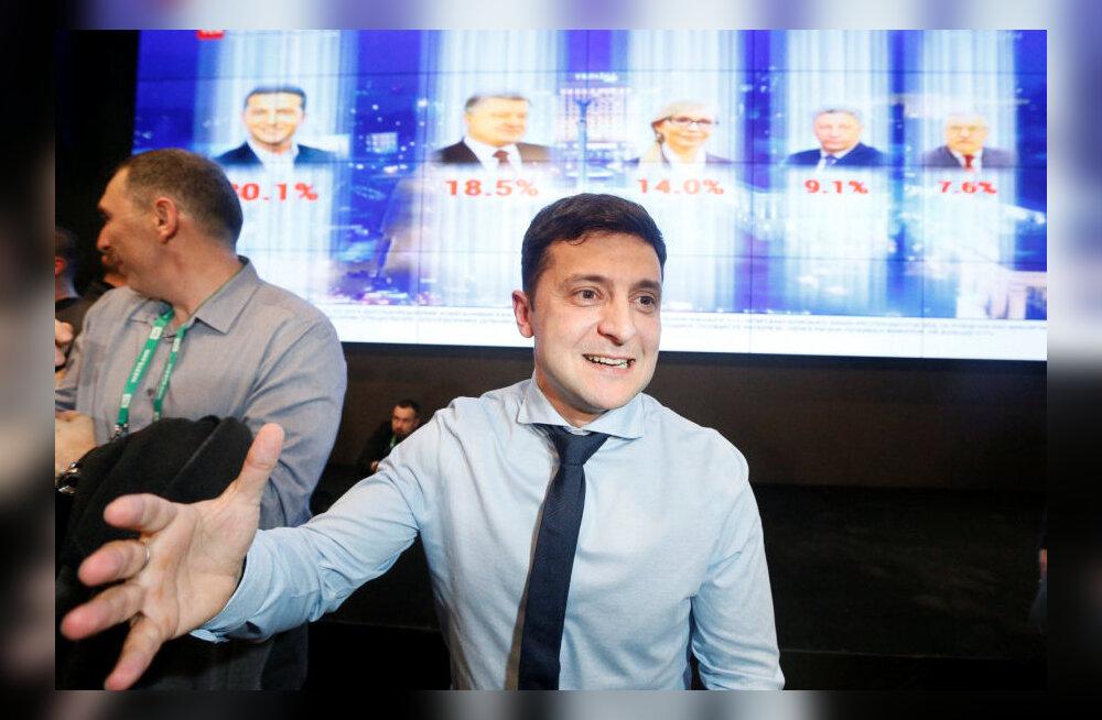 Зеленский и Порошенко лидируют в первом туре выборов президента Украины. Состоится ли союз Зеленского и Тимошенко?