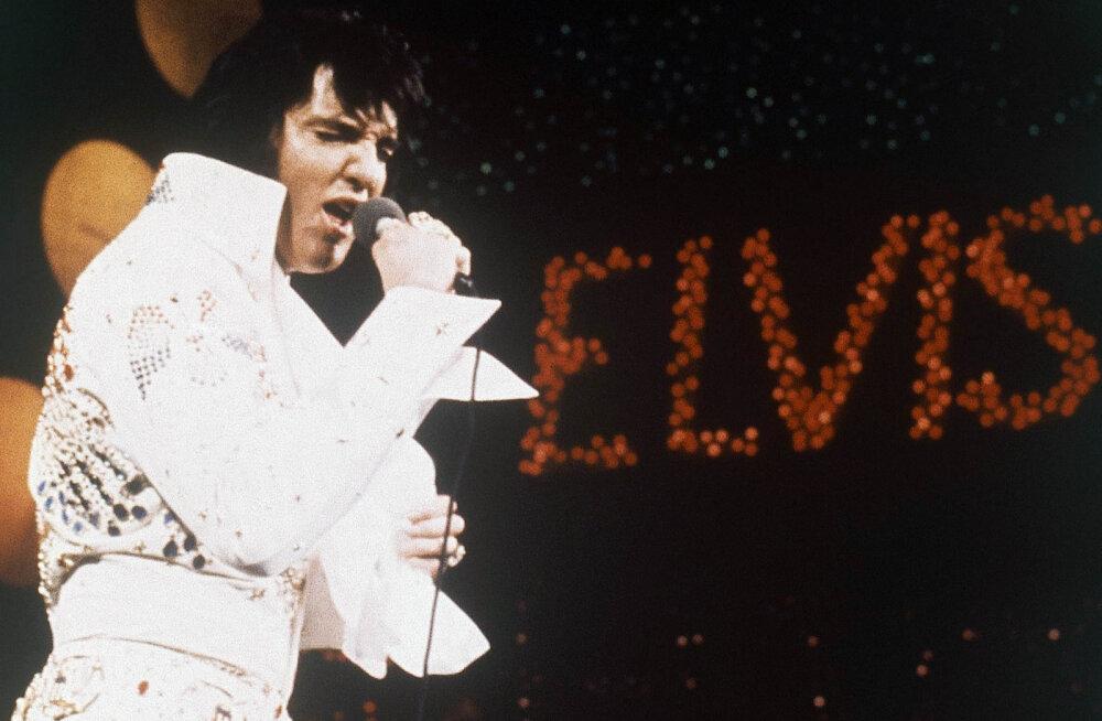 FOTO: Kuningas endiselt elus? Elvis Presleyt nähti möödunud nädalal kunagist kodukanti väisamas