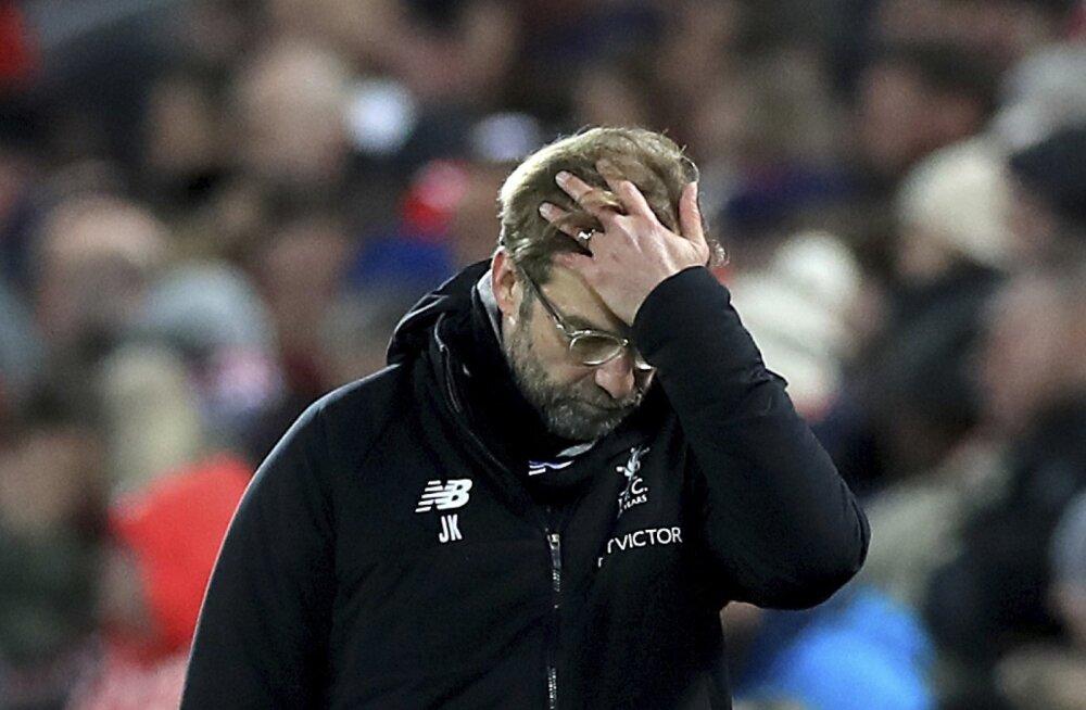 Liverpooli ajaleht: kaotame, sest meie parim mängija on maha müüdud ja 75-miljoniline keskkaitsja pole ootusi täitnud