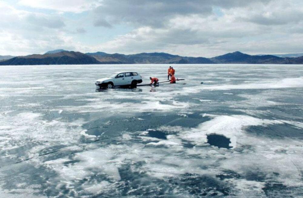 Kumu näitab ebatavalist filmi vee vägevast jõust