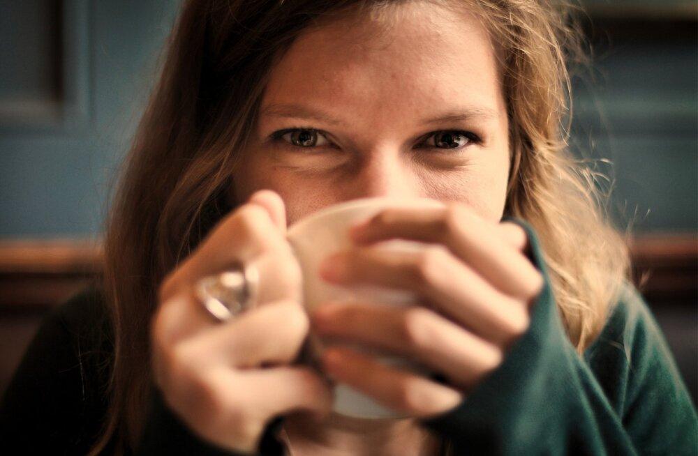Hea kohv päästab päeva