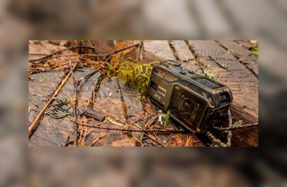 TEST: Garmin VIRB XE – seikluskaamera kohta haruldaselt palju andureid, aga kerge käsitseda