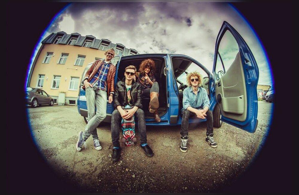 KUULA: Ziggy Wild avaldas uue kõrvetavalt kuuma singli peagi ilmuvalt helikandjalt