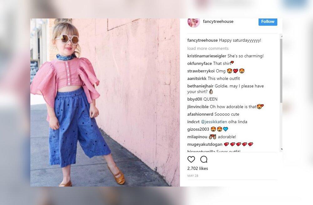 11 ülistiilset last, keda lihtsalt pead Instagramis jälgima