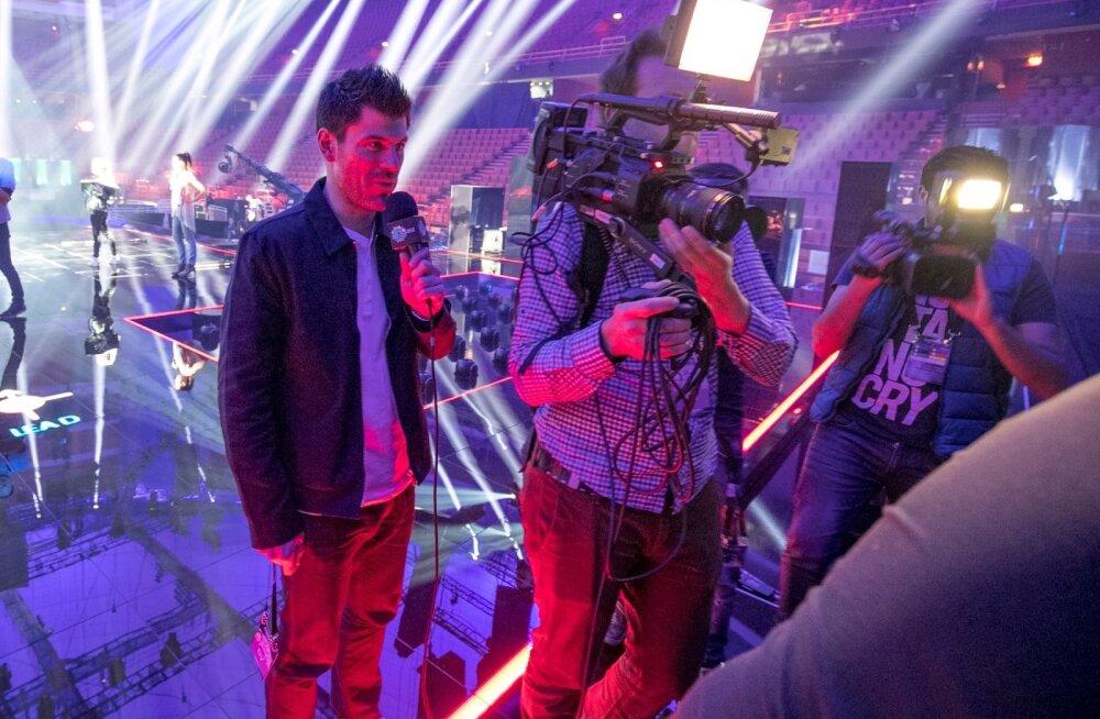 Eurovision 2016 teine päev