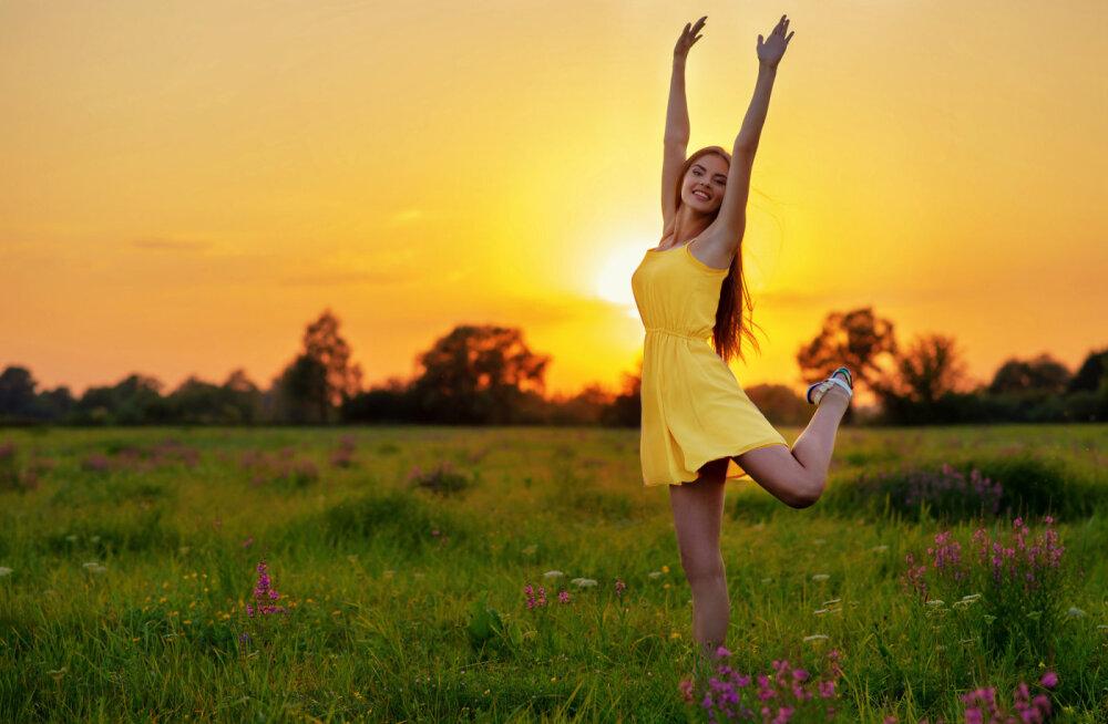 Vabane kiirustamisest ja õpi elu rohkem nautima