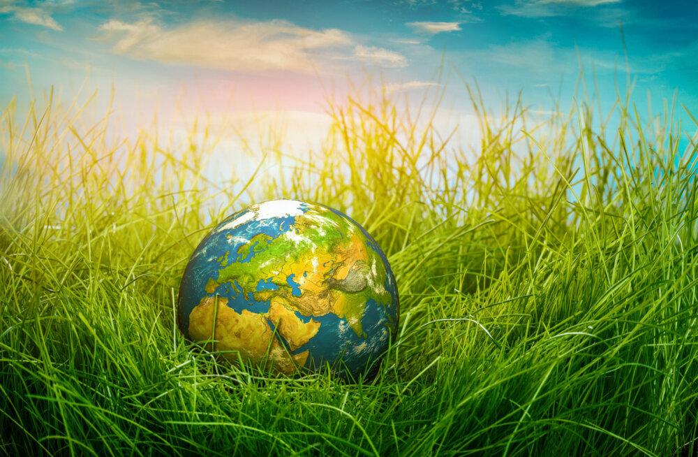 Earth Day: Täna tähistatakse ülemaailmset Maa päeva pööramaks tähelepanu keskkonnaprobleemidele