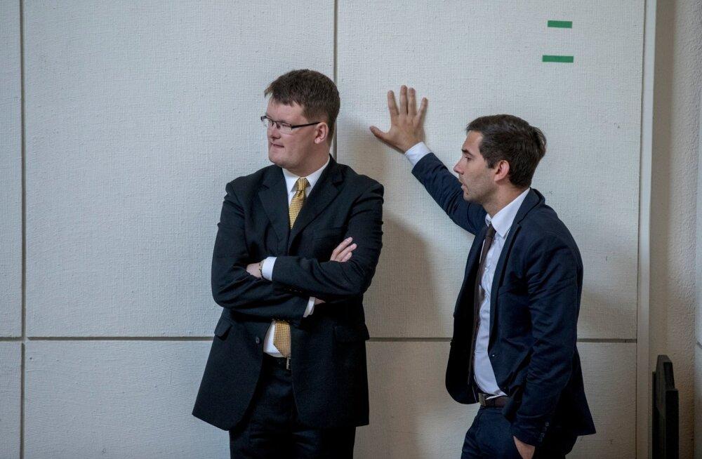 Raiko Paas (paremal) ja  Priit Kutser tunamullu kohtus.