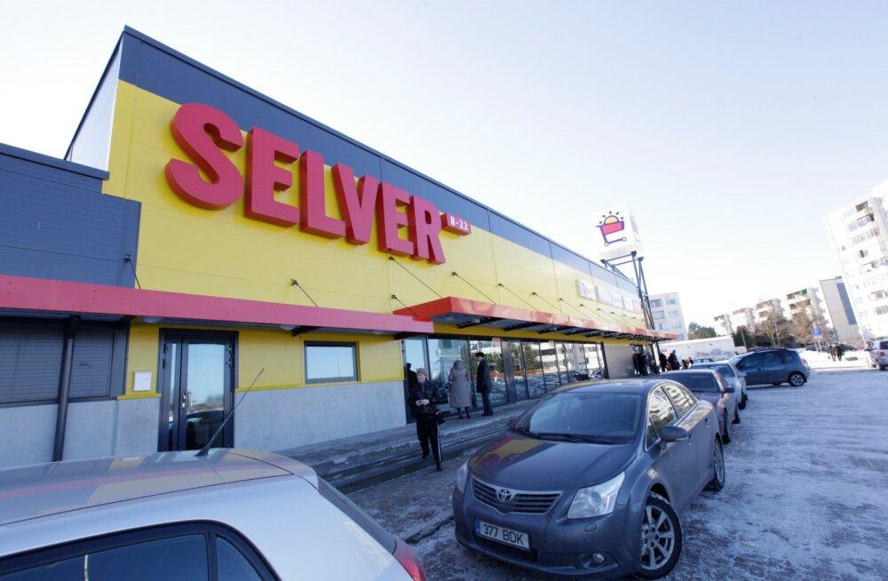 Сеть Selver не намерена следовать примеру Maxima и Rimi и сокращать время работы магазинов