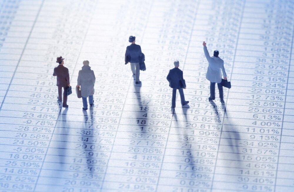 USA tööturg suurenes juunis hüppeliselt