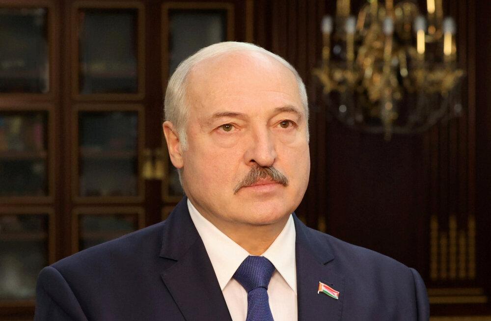 Suurbritannia ja Kanada kehtestasid Lukašenkale ja teistele Valgevene ametnikele sanktsioonid
