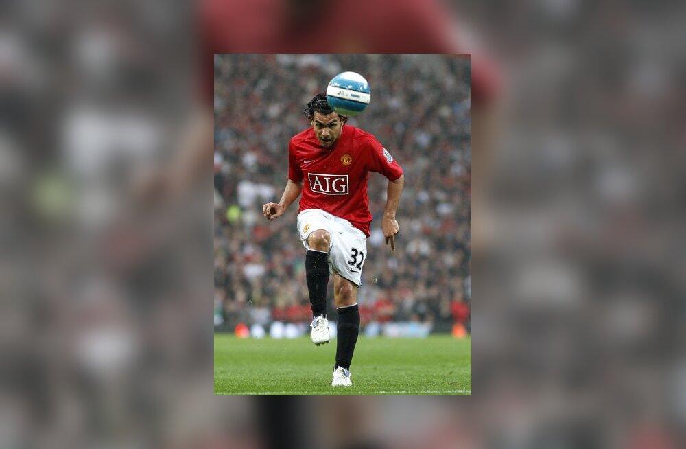 Carlos Tevez (Manchester United)