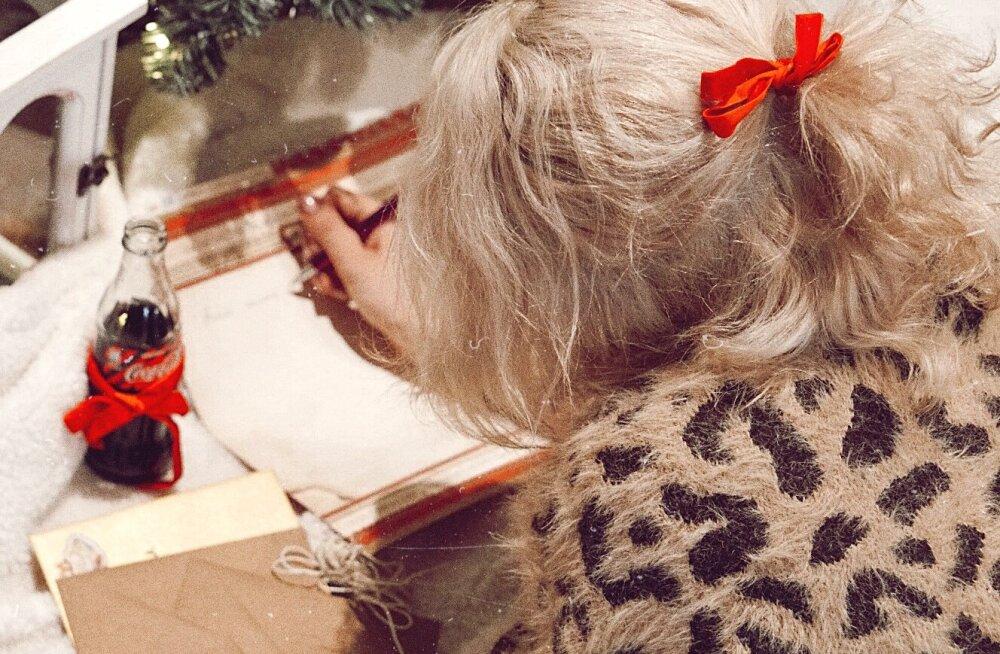 Jumestuskunstnik Grete Lill saatis oma viimase käsitsi kirjutatud kirja rohkem kui kümme aastat tagasi.