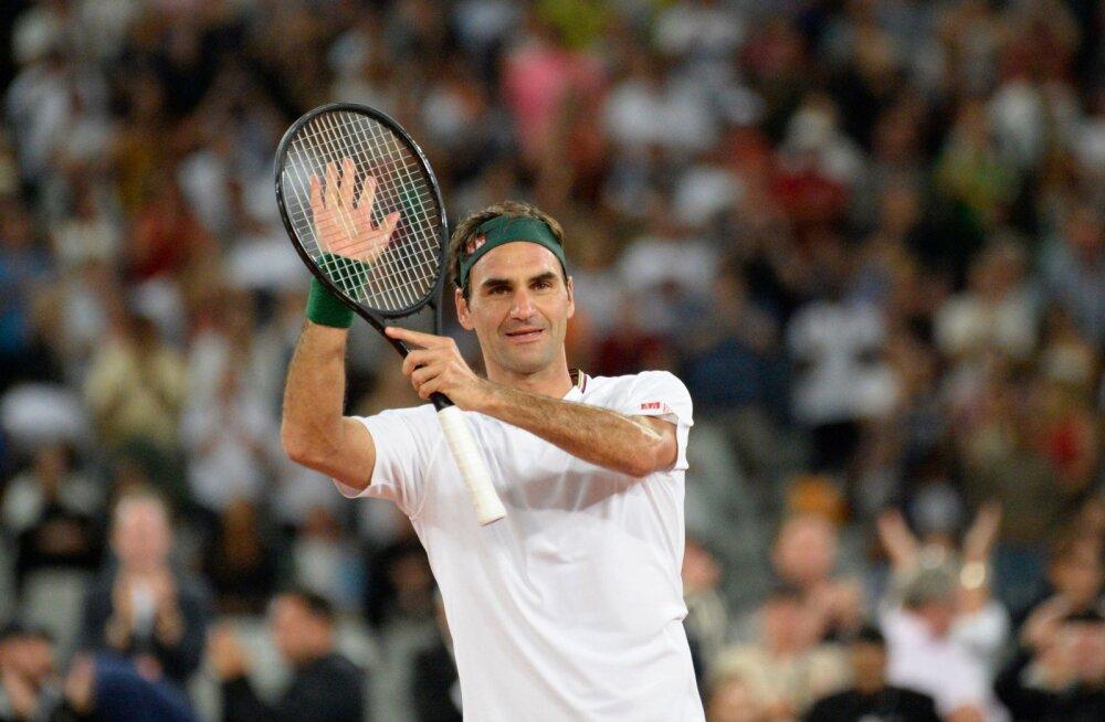 EKSKLUSIIV | Milles peitub Roger Federeri, uskumatute võimetega tennisekunstniku saladus