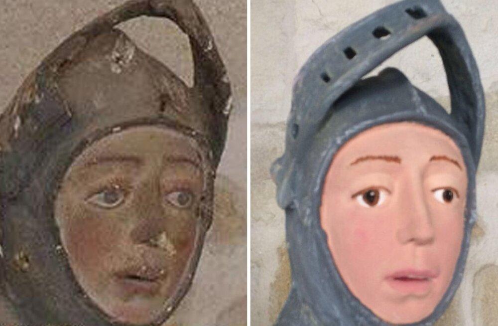 Järjekordne Hispaania kunstiväärtus langes isehakanud restauraatori ohvriks