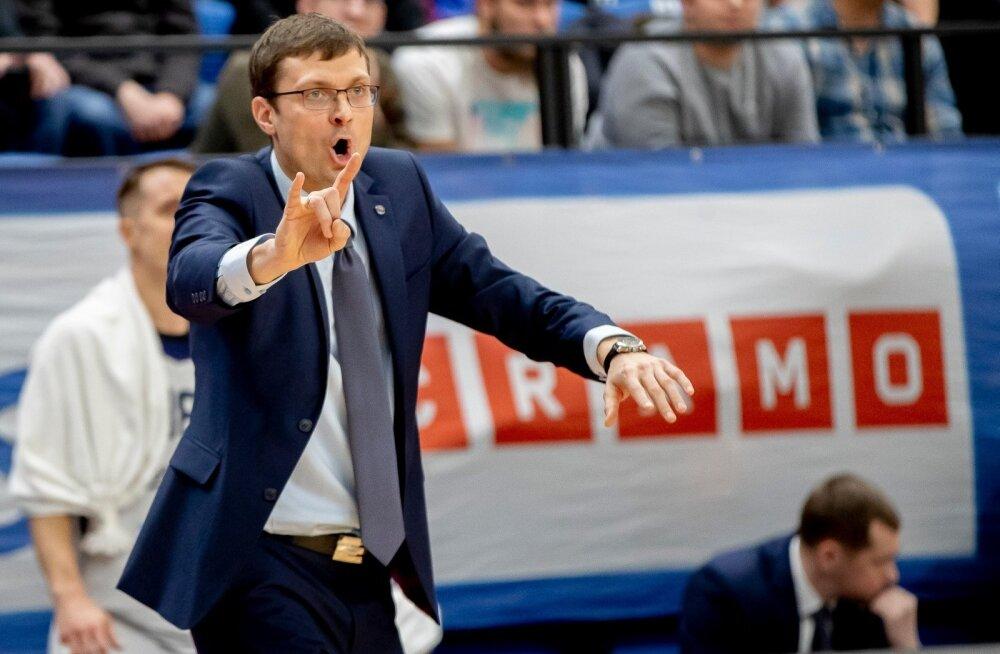 VTB liiga Kalev Cramo vs Minski Tsmok